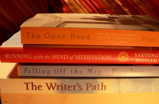 the open road running with the mind of meditation falling off the map the writer's path