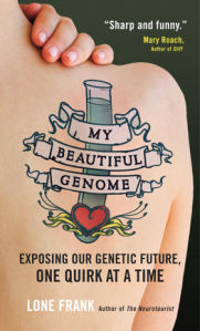 My Beautiful Genome book cover