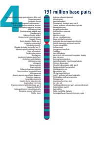 Chromosome 4