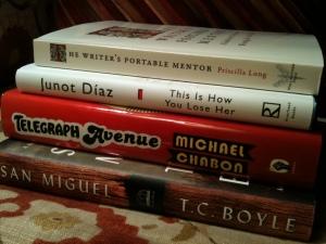 Four fall books 2012