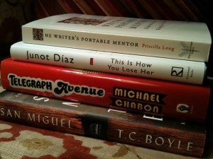 Four fall books 2012