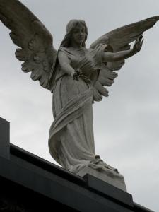 Recoleta angel