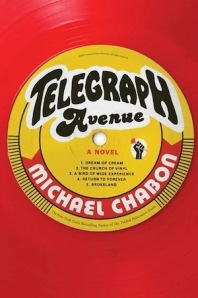 Telegraph Avenue book cover