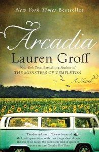 Arcadia book cover