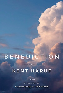 Benediction book cover