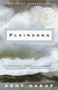 Plainsong book cover