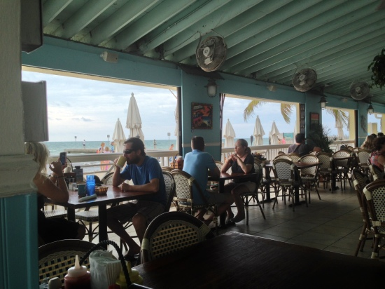 Southernmost Beach Cafe interior