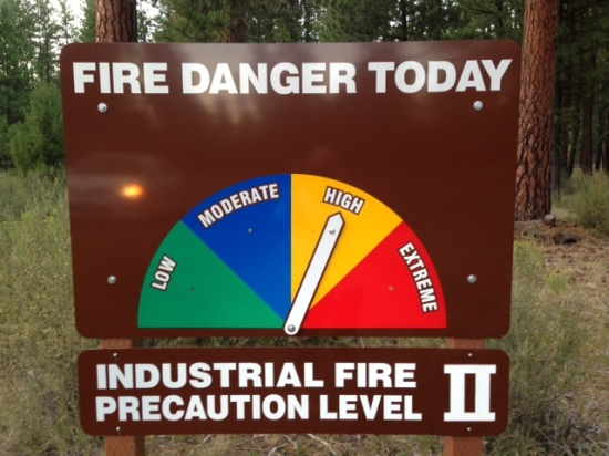 Fire Danger