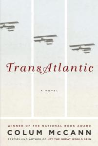 Transatlantic book cover
