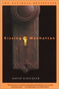 Kissing in Manhattan book cover