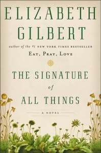 The Signature of All Things book cover