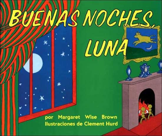 Buenas Noches, Luna book cover