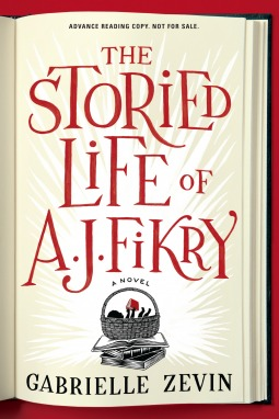 The Storied Life of A.J. Fikry bookcover