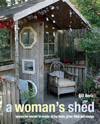 A Woman's Shed book cover