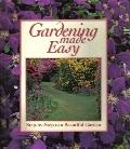 Gardening Made Easy binder cover
