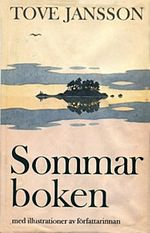 The Summer Book cover, Swedish