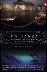 Mattanza book cover
