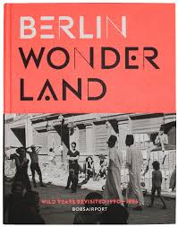 Berlin Wonderland book cover