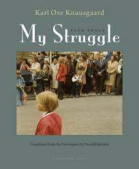 My Struggle book cover