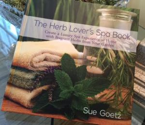 Herb Lovers Spa Book