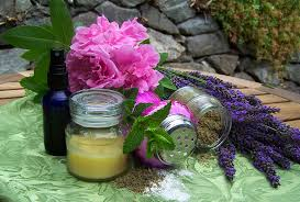 Herbal spa ingredients