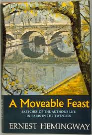 A Movable Feast Book Cover