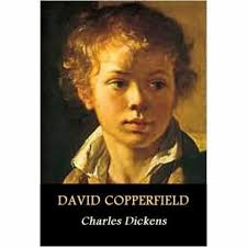 David Copperfield book cover