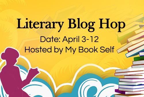Literary Blog Hop logo