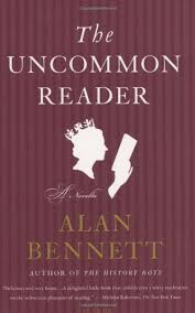The Uncommon Reader book cover
