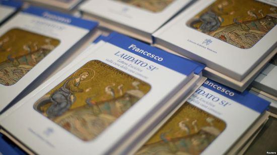 Laudato Si' books