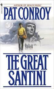 The Great Santini book cover