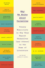 Why We Write About Ourselves book cover