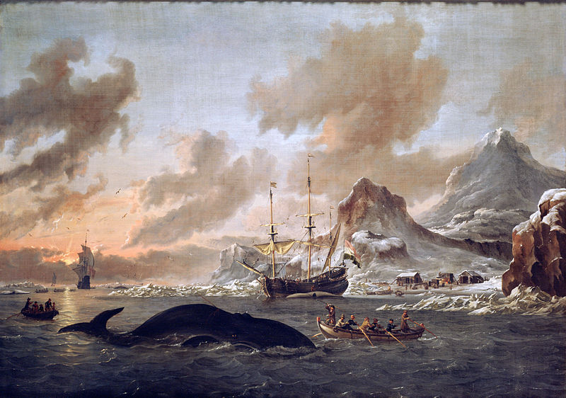 Dutch Whalers Spitzbergen.jpg