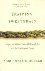 Braiding Sweetgrass cover