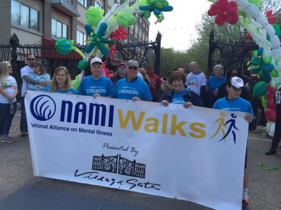 NAMI Walks