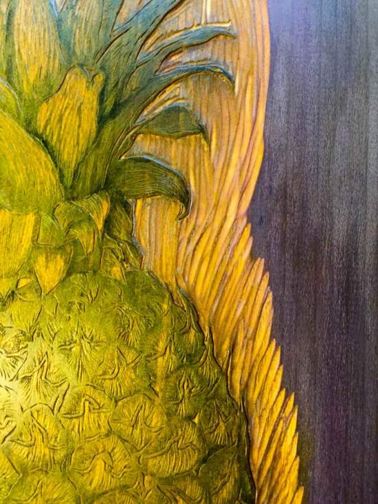 PineappleWoodcut